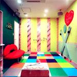 Inside Japanese Love Hotels colour
