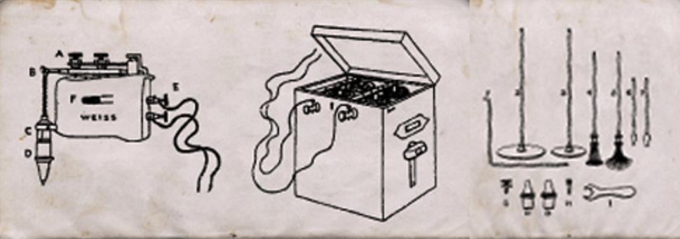 Granville's Electric Vibrator