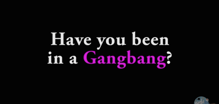 What is a gang bang? Porn Star Explains